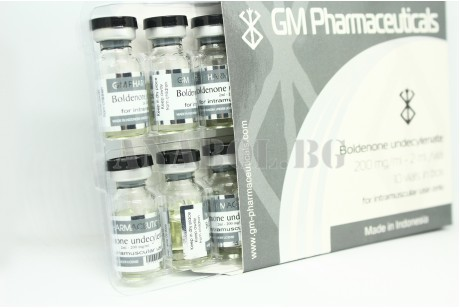 Болденон (GM Pharmaceuticals) - 10 ампули