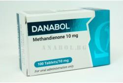 Danabol Omega Meds 100 таблетки