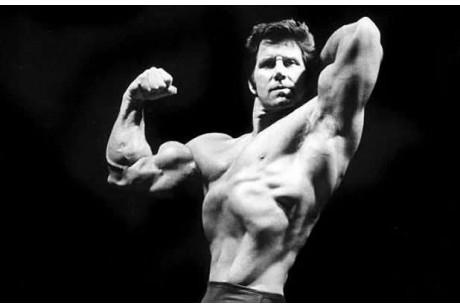 Рег Парк - биография, тренировки и стероиди