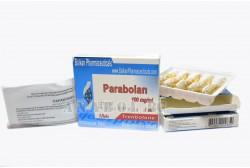 Parabolan (Balkan Pharma) Тренболон Енантат - 100мг/1мл