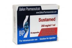 Sustamed (Balkan Pharma) Сустанон-4-вида-тестостерон