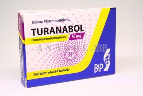 Turanabol (Bakan Pharma) 60 таблетки