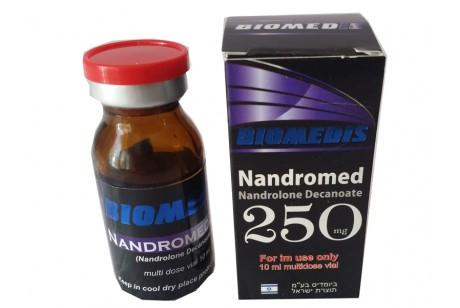 Nandromed (Biomedis) Нандролон - флакон 10мл.