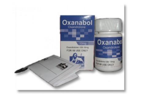 Oxanabol (Biochem) Оксандролон - 100 таблетки по 10мг.