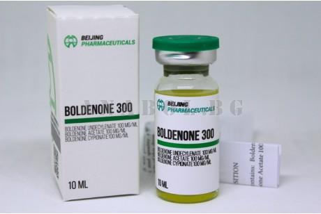 Поръчка на Болденон (Biotech Beijing) Boldenone 300