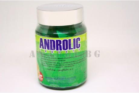 Androlic (British Dispensary) Анадрол 100 таблетки