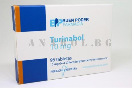 Turinabol (Buen Poder) 4-Chlorodehydromethyltestosterone