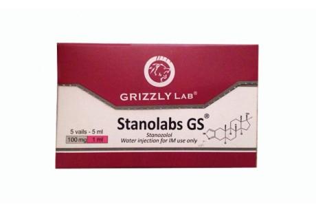Stanolabs (Grizzly Lab) Винстрол - 5амп. по 5мл.