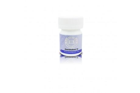 Oxandrobest (Best Labs) Оксандролон - 100таб. 10мг.