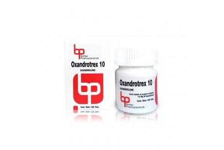 Oxandrotrex (Biotrex) Анавар - 100таб. 10мг.