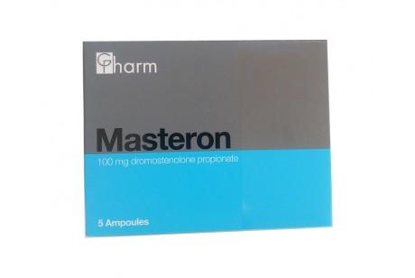 Masteron (Generics) Мастерон - 5ампули 100мг/мл