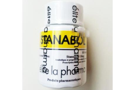 Stanabol (Elite La Pharm) Стромба - 100таб. 10мг.