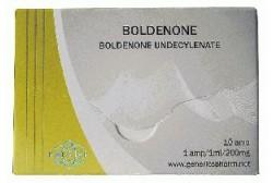 Boldenone (Euro Generics) Болденон - 10амп. 200мг/мл