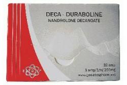 Deca Duraboline (Euro Generics) Нандролон - 10амп. по 200мг/мл