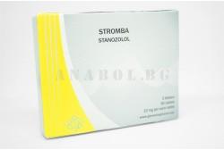 Stromba (Euro Generics) Станазолол - 96таб. по 10мг.