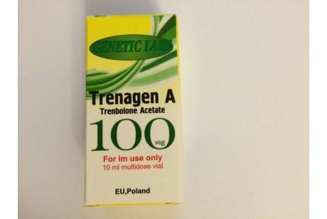 Trenagen A (Genetic Labs) Тренболон - флакон 10мл.