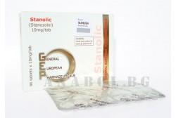 Stanolic (Gep) Станазолол 96таб.10мг.