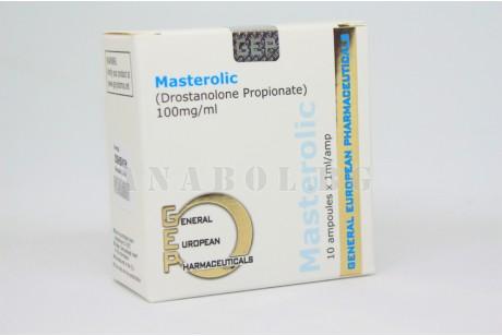Masterolic (GEP) Мастерон - флакон 10мл.