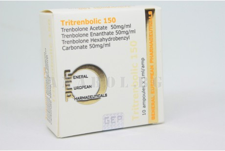 Tritrenbolic (GEP) тренболонов микс 150mg в ампула