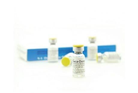 Deca Durabolin (Organon) - Nandrolone (Жълта дека)
