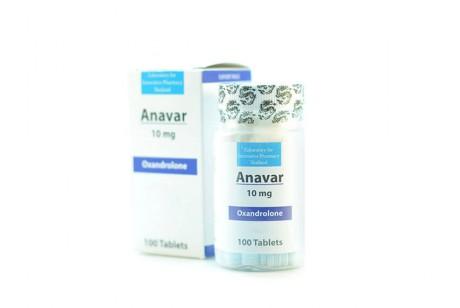 Anavar (Lipthai) Оксандролон - 100таб. 10мг.