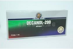 Decanol (Malay Tiger) - Нандролон 10ампули 200мг/мл