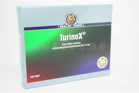 Turinox (Malay Tiger) Туринабол - 100таб. 10мг.
