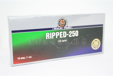 Ripped-250 (Malay Tiger) - Андрогенен микс