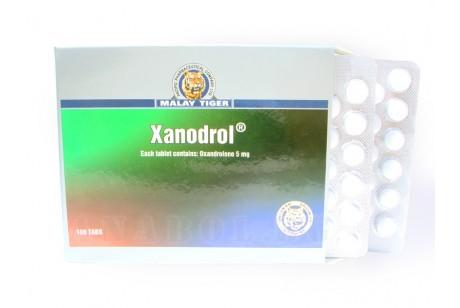 Xanodrol (Malay Tiger) Анавар - 100таблетки