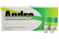 Andro (Nas Pharma) Тестостерон Енантат - 10амп. 250мг.