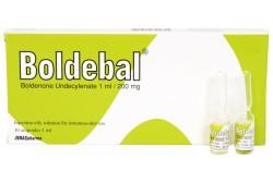 Boldebal Болденон (Nas Pharma) - 10амп. 200мг/мл.