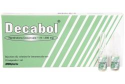 Decabol (Nas Pharma) - Нандролон 200мг/мл
