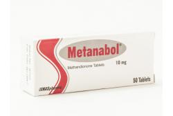 Metanobol (Nas Pharma) Метан - 50 таблетки по 10мг.