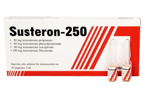 Susteron 250 (Nas Pharma) Сустанон - 10амп. 250мг/мл