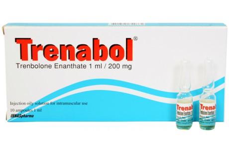 Trenabol (Nas Pharma) Параболан - 10ампули.