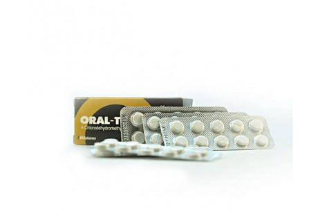 Oral-Turinobol (Nas Pharma) - Туринобол 50таблетки по 25мг.