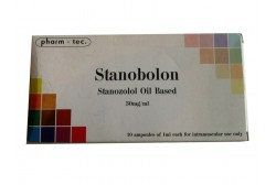 Stanabolon oil based (Pharm Tec) Маслен Винсторол - 10амп. 50мг/мл