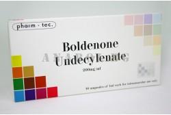 Boldenone (Pharmtec) Поръчка на Болденон 10 ампули