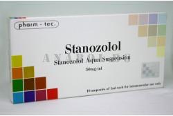Stanozolol - Winstrol (Pharm tec) Винстрол на ампули