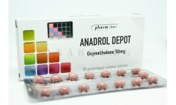 Anadrol Depo (pharm tec) Oxymetholone