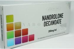 Nandrolone Decanoate (Pharm Tec) нандролон 10 ампули