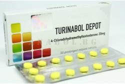 Turinabol Depot (Pharm Tec) бавно действащ