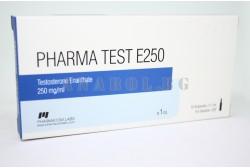 Поръчка на Pharmatest-E 250 (Pharmacom Labs) Тестостерон Енантат