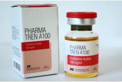 Pharma Tren A100 (Pharmacom Labs) тренболон ацетат