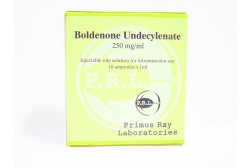Boldenone Undecylenate (PRL) Болденон 10 ампули по 1мл