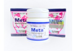 Meta (Titan Healthcare) Methandienone - 100таб. 10мг.