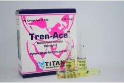 Tren-Ace (Titan Healthcare) Тренболон Ацетат - 10амп. 100мг/мл