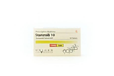 Unigen - Stanazolol Стромба - 50таб. 10мг.