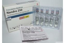 Nandro 250 (Unigen) Нандролон - 5ампули
