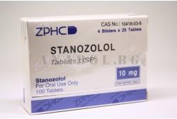 Stanozolol (ZHPC) Stromba